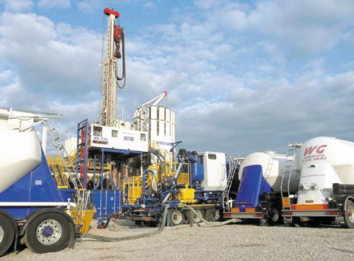 Levée de boucliers contre la fracturation hydraulique