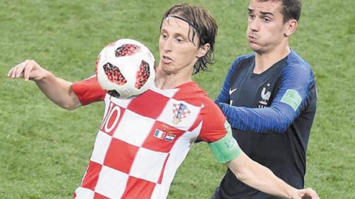 Ballon d'Or : Modric met en avant Griezmann
