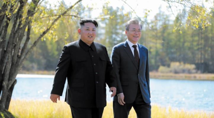 Les deux Corées et l'ONU discutent du désarmement de la frontière