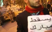 Les Egyptiens défient toujours le couvre-feu