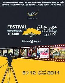 8ème édition du Festival cinéma et migrations d'Agadir : «Disgrâce» avec John Malkovich et Eriq Ebouaney en ouverture