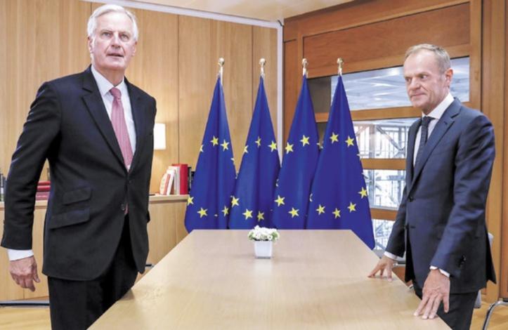 L'UE propose d'étendre la période de transition pour sortir le Brexit de l'impasse