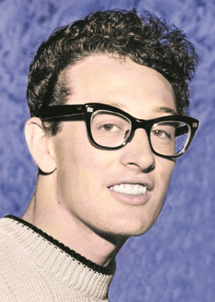 Ces stars parties trop tôt  Buddy Holly