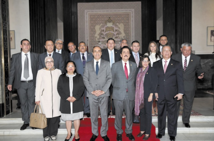 Intensification de la coordination et de la concertation entre la Chambre des représentants et le Parlacen