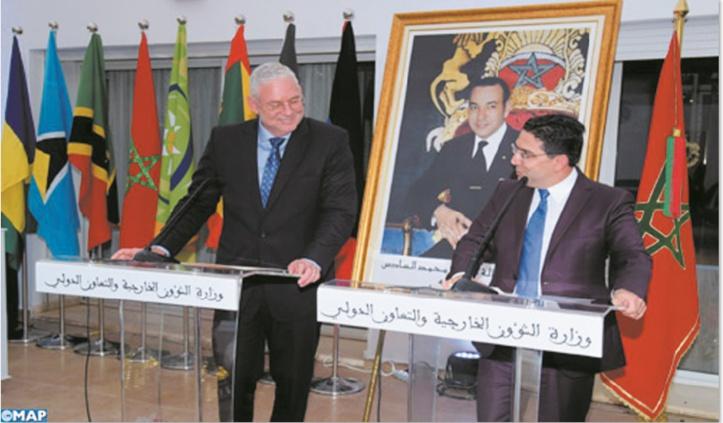 L'Organisation des Etats de la Caraïbe orientale se dote d'une ambassade à Rabat