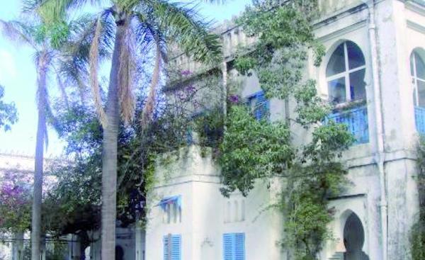 Tanger : Sauvons le site de la Villa Harris !