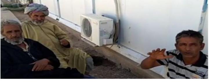 Commerçants et orpailleurs des camps de Tindouf se rebellent contre l'Algérie