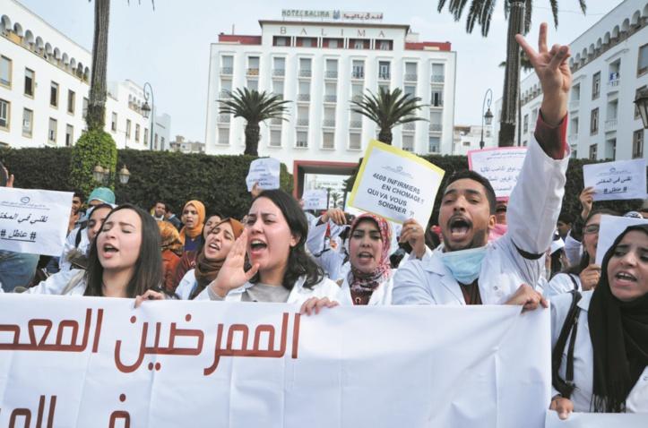 Les hôpitaux sans leurs infirmiers