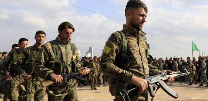 Les étrangers de l'EI, un casse-tête pour les Kurdes de Syrie