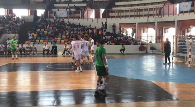 Le RCMA défait au Championnat d'Afrique de handball