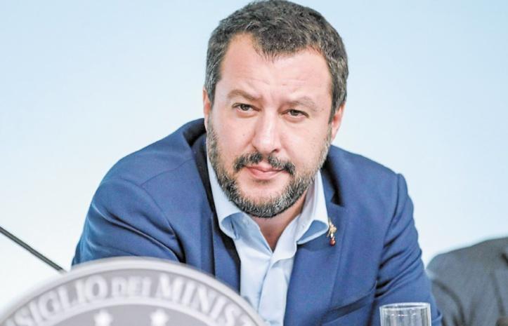 """""""On ne change pas l'Europe avec des provocations"""", déclare Salvini"""