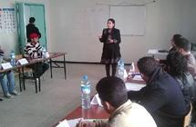 Session de formation à Bettana  :L'environnement se met à la page à Salé