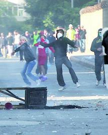 Corruption, misère et émeutes : cas de l'Algérie