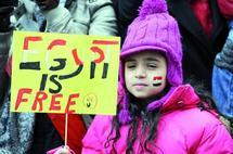 L'Egypte amorce sa transition