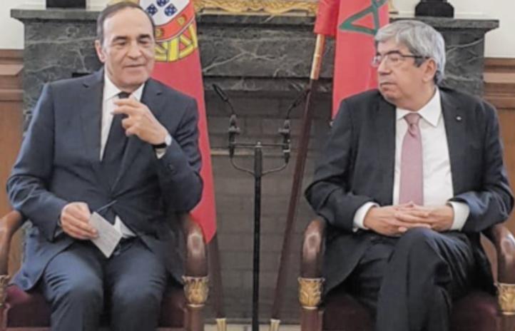 Signature d'un mémorandum d'entente entre l'Assemblée de la République du Portugal et la Chambre des représentants