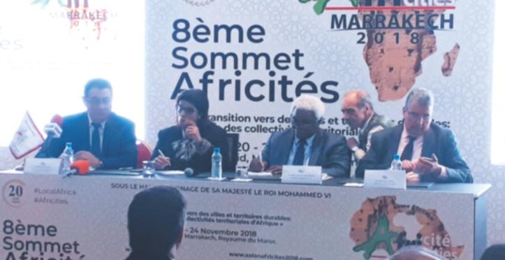 Le rôle des collectivités territoriales d'Afrique dans la transition vers des villes et des territoires durables