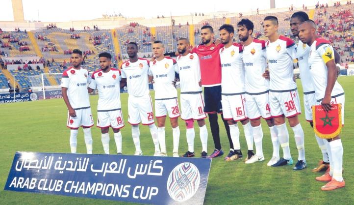 Coupe arabe des clubs : Le WAC  à la rude épreuve de l'Etoile du Sahel