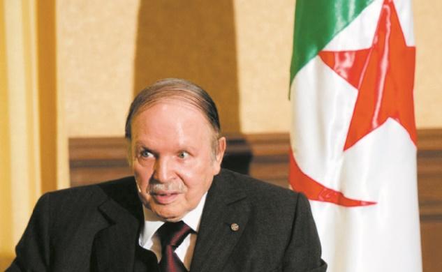 Abdelaziz Bouteflika candidat du FLN pour la présidentielle de 2019