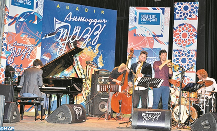 Tomber de rideau sur le Festival de jazz d'Agadir
