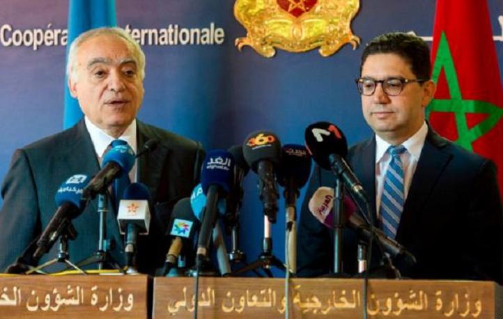 L'envoyé spécial de l'ONU en Libye réitère son engagement à poursuivre ses consultations avec le Maroc