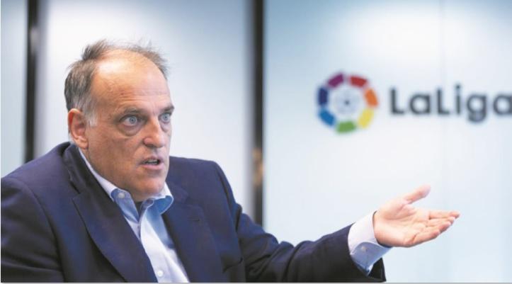 PSG/Fair-play financier Javier Tebas : Quand tu triches, tu dois être exclu