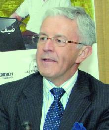 """Piergiorgio Cherubini, ambassadeur d'Italie au Maroc : """"Le Siel est une occasion pour discuter des facteurs de rapprochement culturel entre les deux rives"""""""