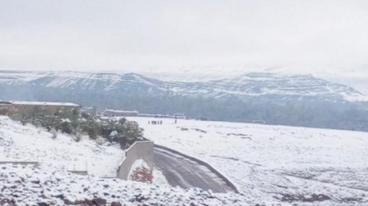 La province de Ouarzazate en branle-bas de combat contre les précipitations et la vague de froid