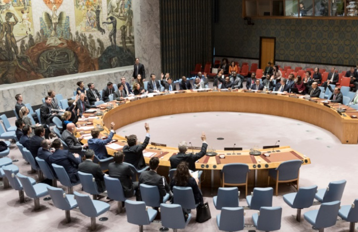 Le Conseil de sécurité met Alger devant ses responsabilités