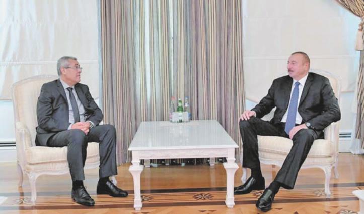 Bakou réitère son soutien à l'intégrité territoriale du Maroc