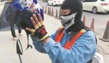Les femmes à l'assaut des motos-taxis à Bangkok