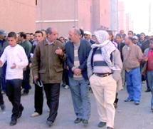 Débordements à Guelmim et calme à Laâyoune