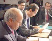 L'Université Al Akhawayn et Alcatel se donnent la main : Une passerelle entre l'enseignement supérieur et l'industrie