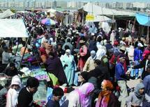 Suite aux dérapages des manifestations du 20 février : La frénésie d'achat s'empare des citadins