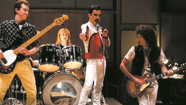 """""""Bohemian Rhapsody"""" en tête du box-office"""