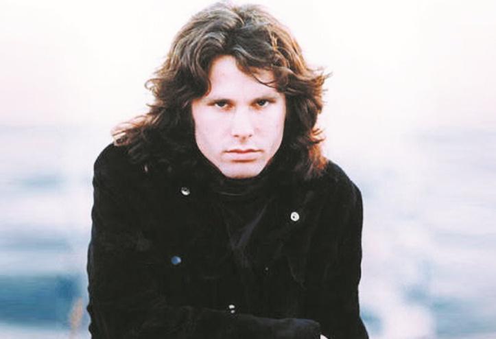 Ces stars parties trop tôt :  Jim Morrison