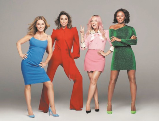 Les Spice Girls annoncent leur retour