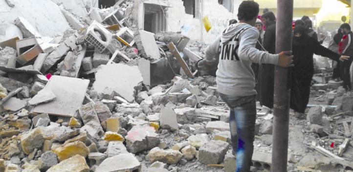 Des dizaines de jihadistes de l'EI en Syrie tués dans des raids aériens