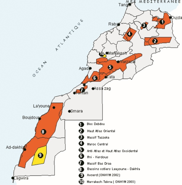 Le Plan Maroc minier, un cadre idoine pour l'organisation du secteur