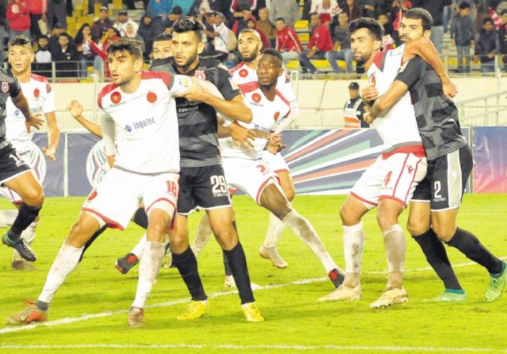 Le petit tour et puis s'en va du WAC en Coupe arabe des clubs champions
