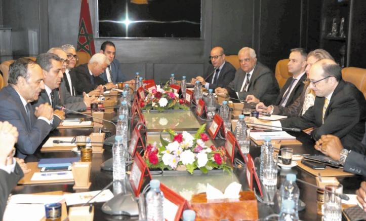 Habib El Malki met en relief la résilience de l'économie nationale