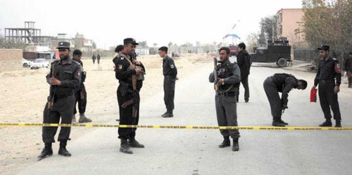 Au moins six morts dans un attentat-suicide à Kaboul
