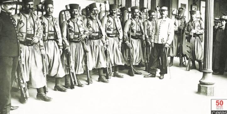 11 novembre 1918 : Le rôle et les sacrifices des troupes indigènes de l'Armée d'Afrique
