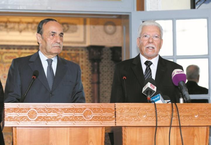 Entretiens entre le président de la Chambre des représentants et le secrétaire général de l'UMA