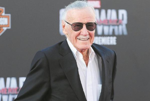 Stan Lee, légende de la bande dessinée, n'est plus