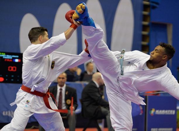 Le Maroc en bronze aux Championnats du monde seniors de karaté