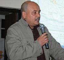 """Mohamed Bajalat, président du Forum  Izorane  : """"Pour nous, Agadir O'fella est un cimetière. Nous ne pouvons donc plus accepter qu'il soit profané"""""""