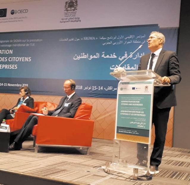 Mohamed Benabdelkader : L'administration, pilier de tout développement économique