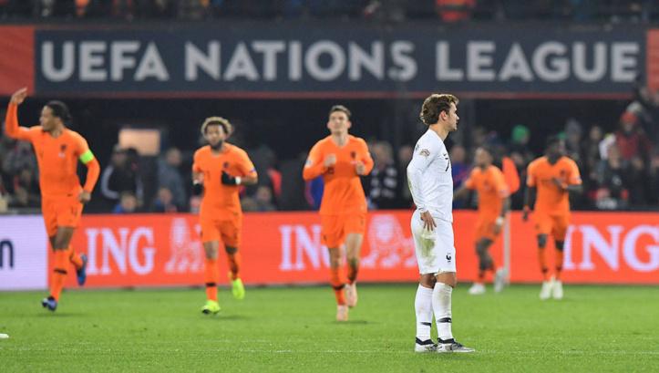 Pourquoi l'équipe de France est passée au travers