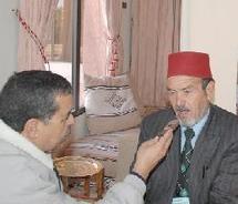Entretien avec Naceur Oujri  président du Syndicat des figurants à Ouarzazate