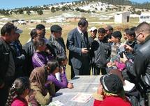 L'établissement scolaire est situé au fin fond du Moyen Atlas :  La Journée mondiale de la forêt célébrée à l'école de Tifratine